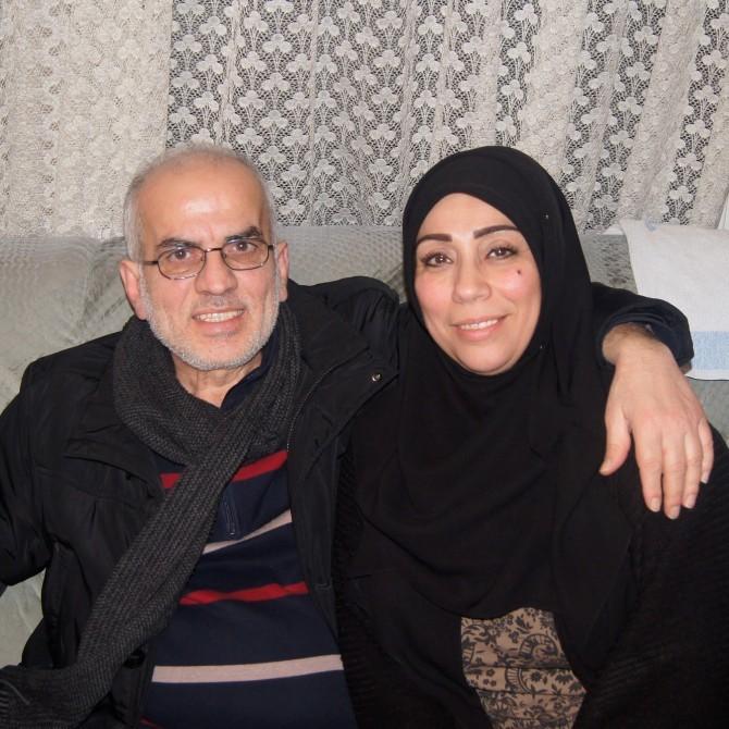 Mussa und Fatima A.